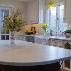 Traditional Kitchen by Touchstone Kitchen and Bath
