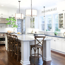 Transitional Kitchen by Tracy Herbert Interiors, LLC
