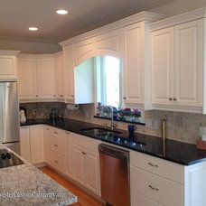 Traditional Kitchen by Sylvester Custom Cabinetry LLC