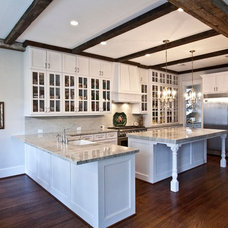 Traditional Kitchen by Cedar Hill Interiors