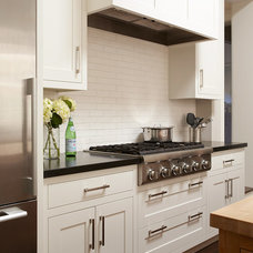Traditional Kitchen by Rasmussen Construction