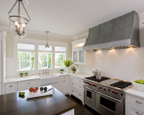 Bell Shaped Hood Home Design Ideas Pictures Remodel And