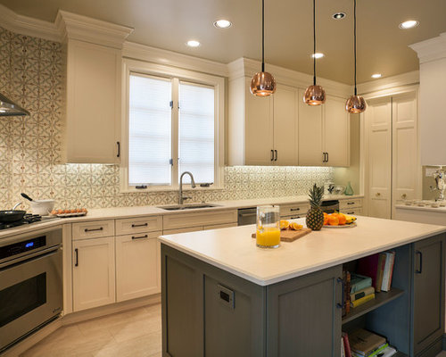 recessed lighting kitchen traditional meets modern design 1737
