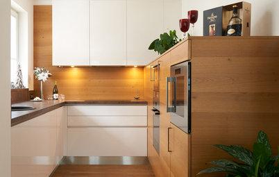 Кухонный угол: Как использовать его по максимуму
