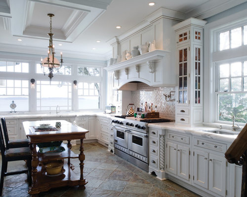 Contemporary raleigh kitchen design ideas remodels photos for Kitchen design raleigh