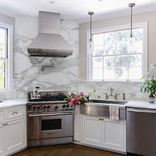 Traditional Kitchen by Catherine Nguyen Photography