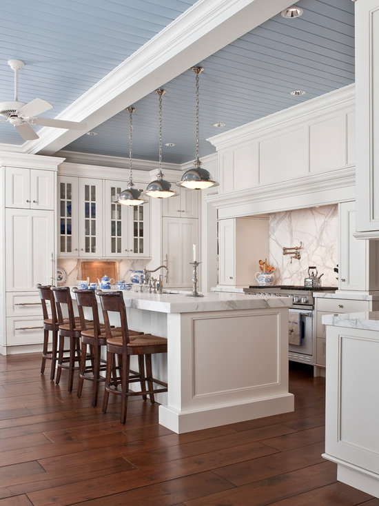 25 all-time favorite kitchen with white backsplash ideas