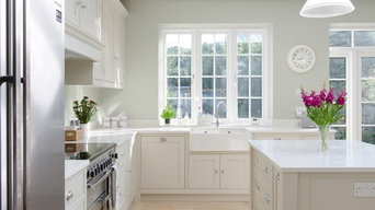 White, Minimalist Quartz Worktop