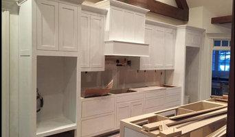 White on White Custom Kitchen
