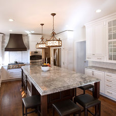 Traditional Kitchen by Signature Kitchens Additions & Baths
