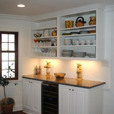 Traditional Kitchen by Hatchett Design/Remodel
