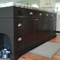 Traditional Kitchen by Great American Woodworks