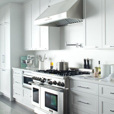 Contemporary Kitchen by Kelly Deck Design