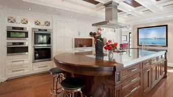 White Rutt kitchen