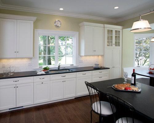White Shaker Fulloverlay Cabinets