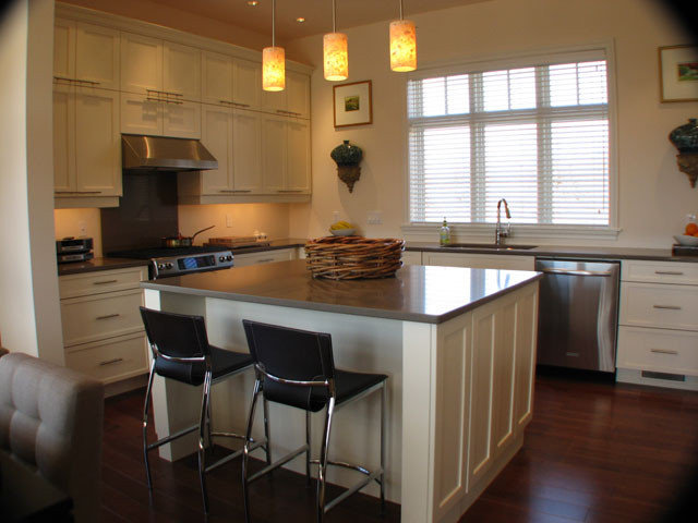 Contemporary Kitchen by Jessica Berry Design