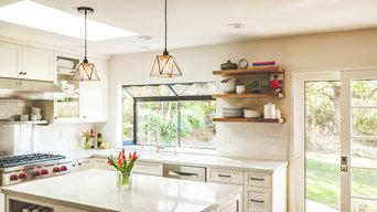 White Shaker Kitchen Thousand Oaks