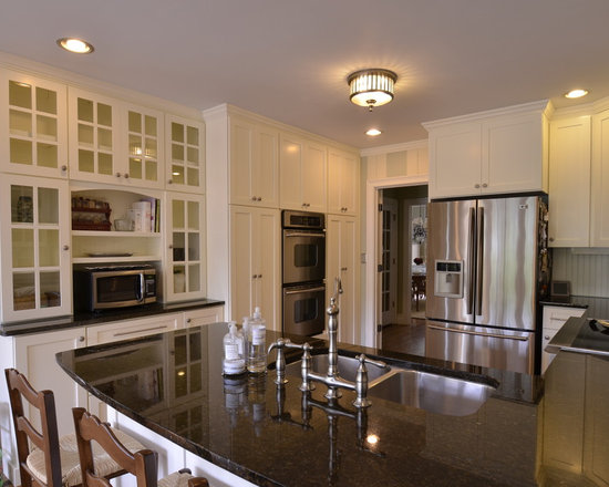 Kitchen Floor Plan Home Design Ideas, Pictures, Remodel and Decor