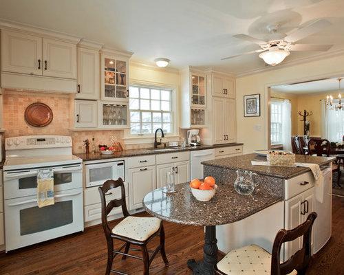 white traditional kitchens | houzz