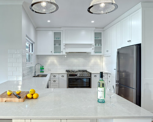 Countertop Dishwasher Adelaide : Caesarstone Alpine Mist Ideas, Pictures, Remodel and Decor
