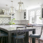 Myers Park Renovation Transitional Kitchen Charlotte
