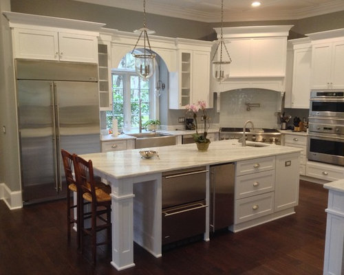 Transitional Jacksonville Kitchen Design Ideas Remodel Pictures Houzz