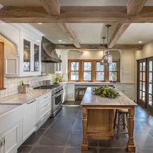 Client Ideabook:  Parkway Tudor dream kitchen