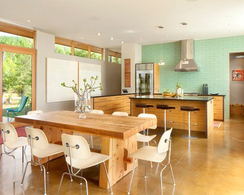 Pale Green Glass Tile Houzz