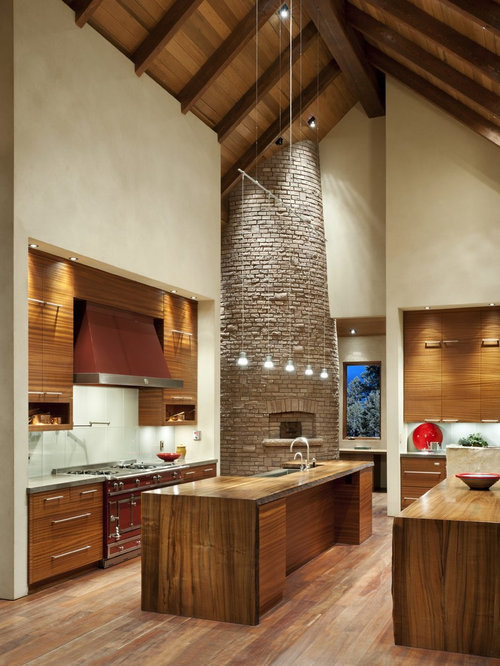 Exotic Wood Kitchen Cabinets Impressive Exotic Wood Cabinets  Houzz Decorating Design