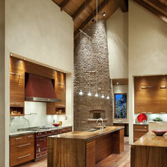 contemporary kitchen by Envi Interior Design Studio