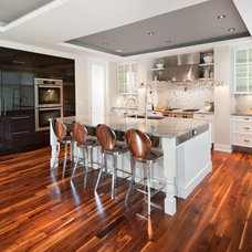 Contemporary Kitchen by Roca Homes