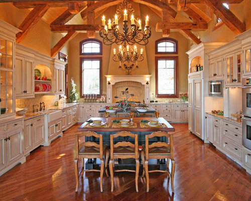 Elegant rustic ideas pictures remodel and decor for Kitchen 1883 reviews