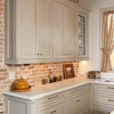 Traditional Kitchen by Whitestone Builders