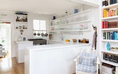 10 ideas para sacar mejor partido del almacenamiento en tu cocina
