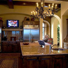 Mediterranean Kitchen by Next Electronic Systems, Inc