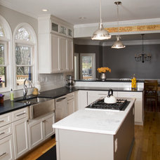 Contemporary Kitchen by Attention to Detail Home Remodeling