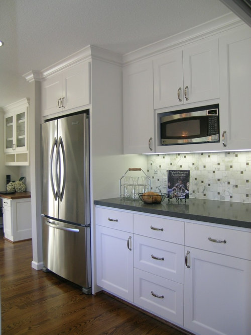 Standard Depth Refrigerator Houzz