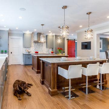 Whole House Remodel - Award Winning Kitchen