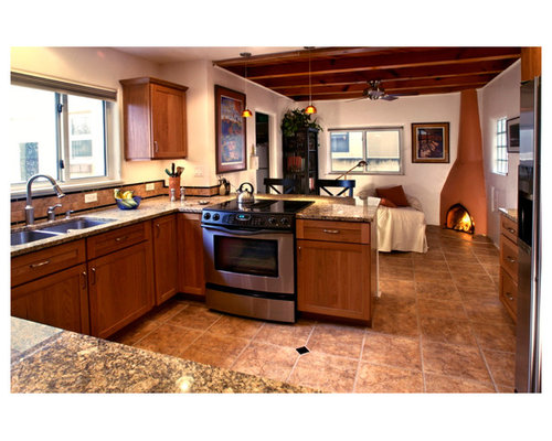 Craftsman Albuquerque Kitchen Design Ideas Remodels Photos