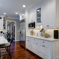 Traditional Kitchen by Dave Fox Design Build Remodelers