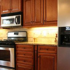 Traditional Kitchen by Gettum Associates Inc