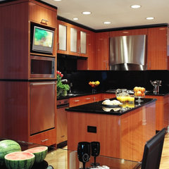 contemporary kitchen by Michael Menn Ltd.