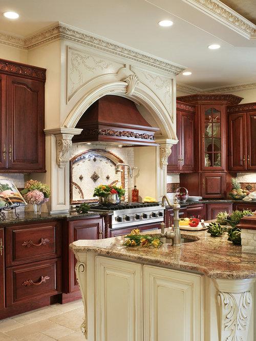 Fancy Corbel Kitchen Design Ideas Renovations amp Photos