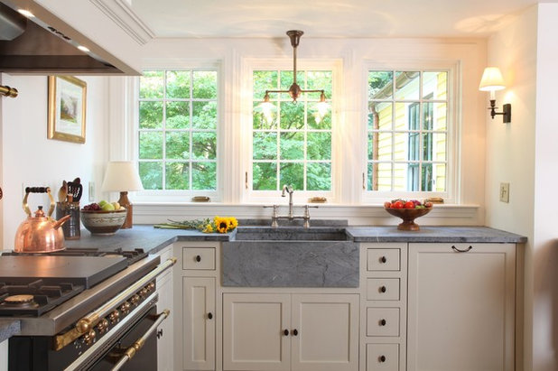 American Traditional Kitchen by Landmark Services Inc