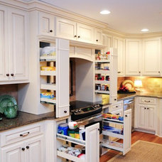 Traditional Kitchen by Livingston Cabinets