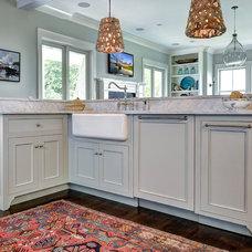 Traditional Kitchen by Jill Frey Kitchen Design