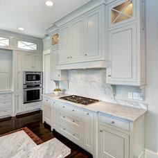 Traditional Kitchen by Jill Frey Kitchen Design