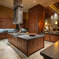 Rustic Kitchen by Gregory Carmichael