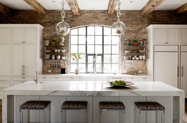 Современная классика Кухня by Thompson Custom Homes