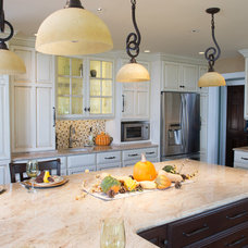 Traditional Kitchen by Briggs Design Associates, Inc.